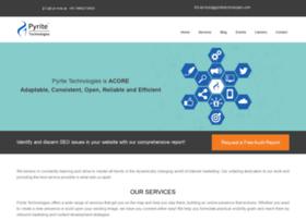 pyritetechnologies.com