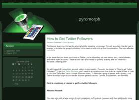 pyromorph.com