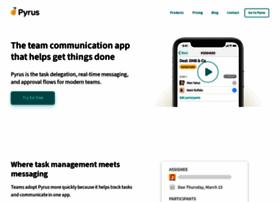 pyrus.com
