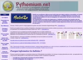 pythomium.net