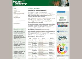 python-academy.de