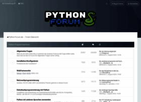 python-forum.de