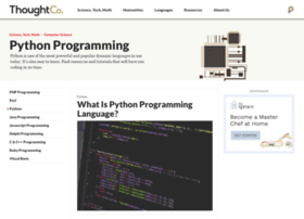 python.about.com