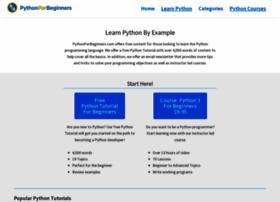 pythonforbeginners.com