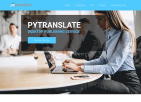 pytranslate.com