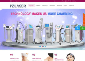 pzlaser.com