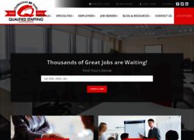 q-staffing.com