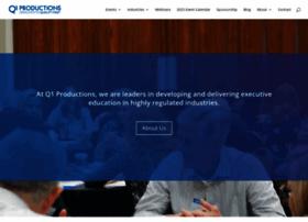 q1productions.com