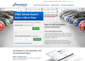 qa.autocheck.com