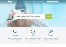 qa.fixya.com