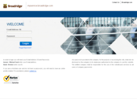 qa1-myservice.broadridge.com