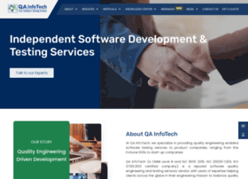 qainfotech.co.in