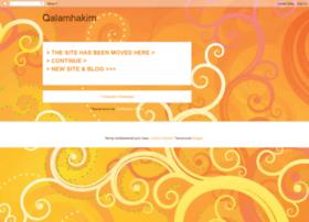 qalamhakim.blogspot.ae