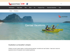 qantasvacations.com