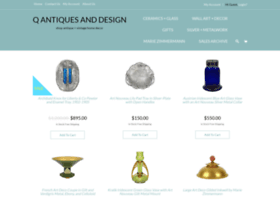 qantiquesanddesign.com