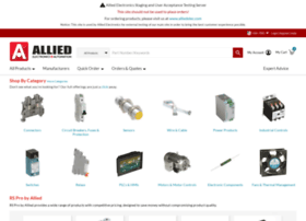 qat.alliedelec.com
