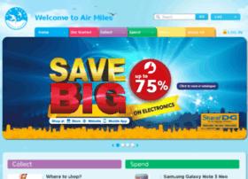 qatar.airmilesme.com