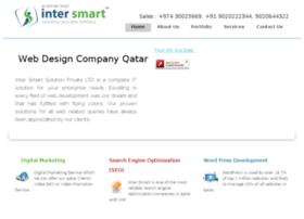 qatar.intersmartsolution.com