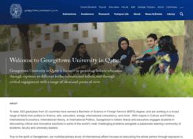 qatar.sfs.georgetown.edu