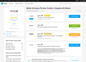 qatarairways.bluepromocode.com
