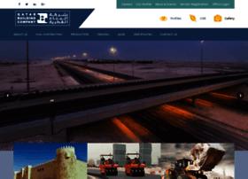 qatarbuildingcompany.com