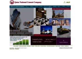 qatarcement.com