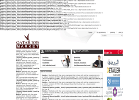 qatarjobmarket.com