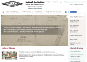 qatarnationallibrary.org