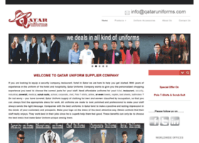qataruniforms.com