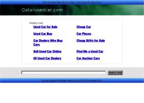 qatarusedcar.com