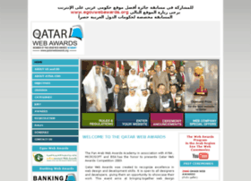 qatarwebawards.org