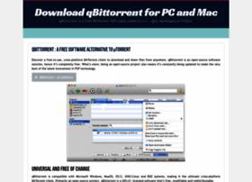 qbittorrent.com
