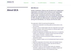 qcalliance.org