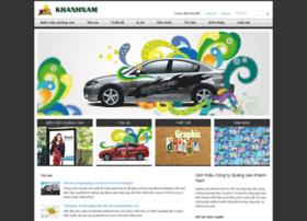 qckhanhnam.com.vn