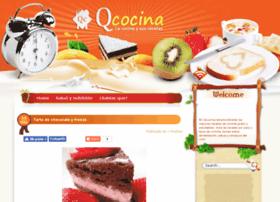 qcocina.net