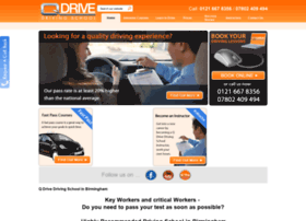 qdrivedrivingschool.co.uk