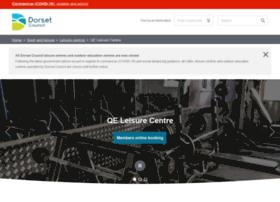 qe-leisure-centre.co.uk