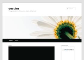 qeculez.wordpress.com