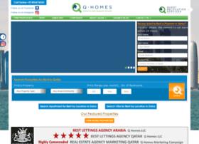 qhomes.com.qa