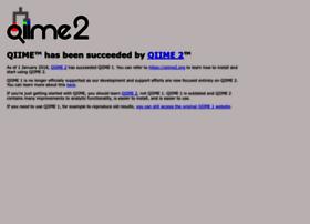 qiime.org