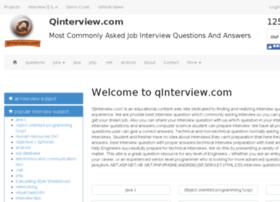 qinterview.com