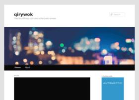 qirywok.wordpress.com