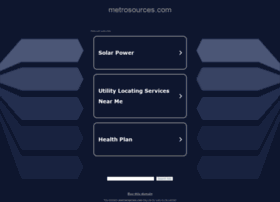 qld.metrosources.com