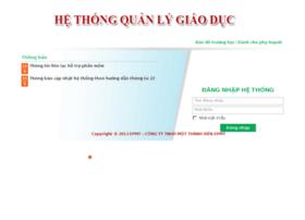 qlgd.thaibinh.gov.vn