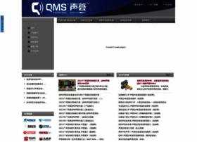 qmsaudio.com
