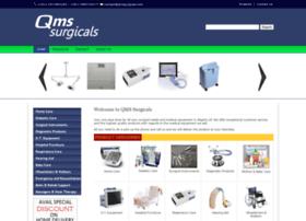 qmssurgicals.com