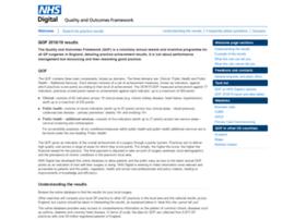 qof.hscic.gov.uk