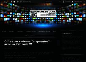 qrdresscode.com
