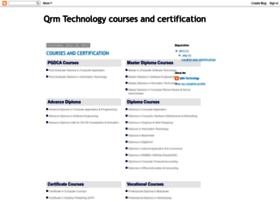 qrmtechnology.blogspot.in