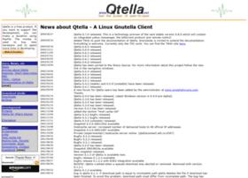 qtella.sourceforge.net